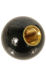 Plastic Ball Knobs