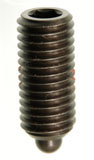 "Hex Drive ""Short"" Steel Spring Plungers with Heavy Spring Pressures"