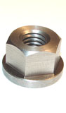Flange Nuts (Metric)